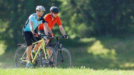 Férfi trekking kerékpárok